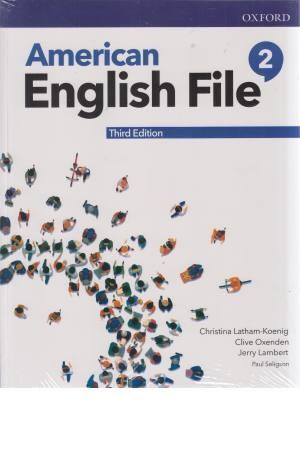 American English File 2 - sb&wb
