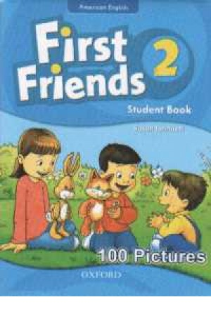 Flash Card First Friends 2