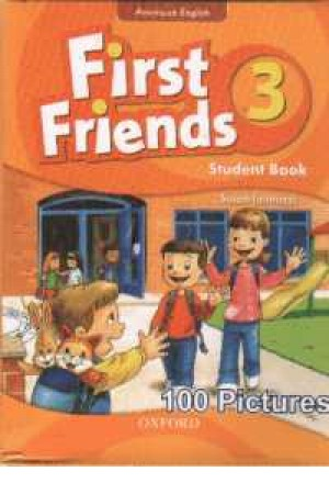 فلش کارت first friends 3