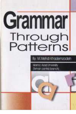 Grammar through patterns