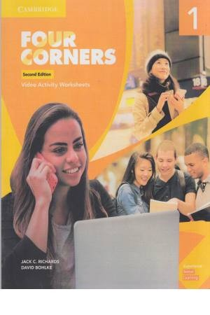video four Corners 1 2nd Edition