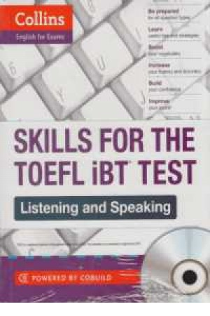 collins skills for the toefl ibt(l,s)+cd