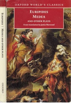 EURIPIDES MEDEA AND OTHER PLAYS