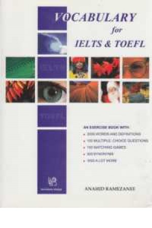 vocab for ielts in toefl