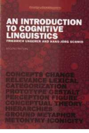 an introduction to cognitive ling