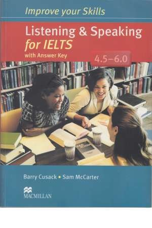 improve your ielts listening and speaking (4.5-6)