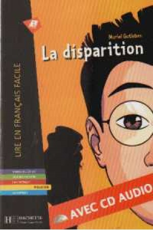 la disparition +cd