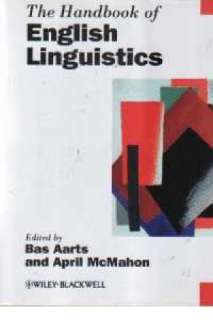 hand book of eng linguistics