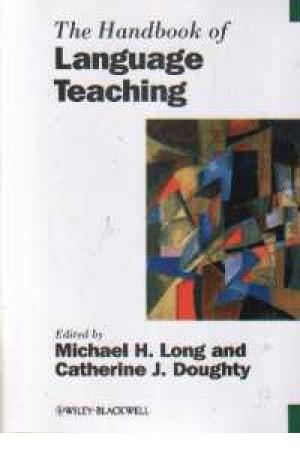 hand book of language teaching