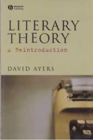 literary theory a reintroduction