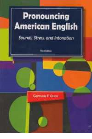 prononcing american english+cd