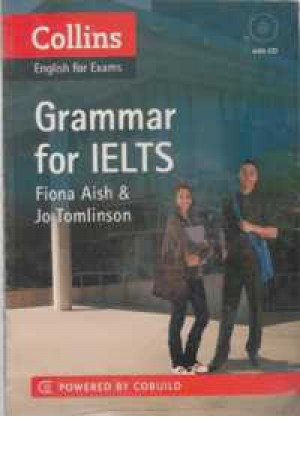 collins grammar for ielts+cd