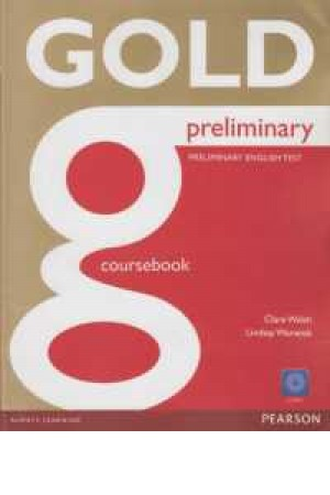 gold preliminary(coursebook+exam)+cd