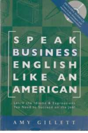 speak business like an american+cd