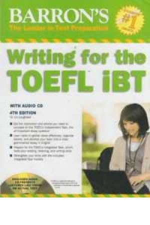 writting for the toefl ibt barrons