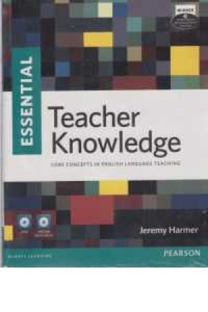 essential teacher knowledge+dvd(j.harmer)