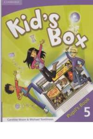kids box 5 s.w