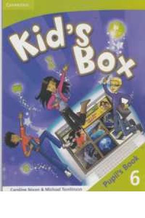 kids box 6 s.w
