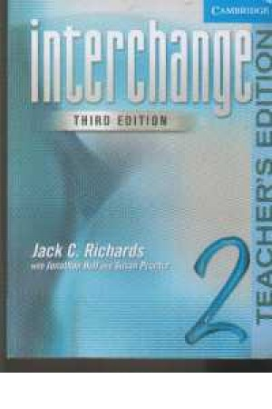 Teacher Book Interchange 2(3edi)