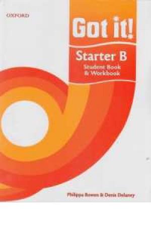 got it starter b