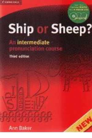 Ship Or Sheep +CD