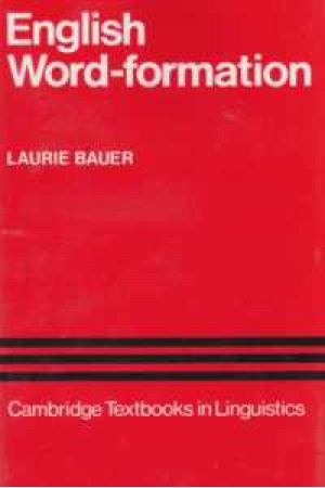 english word -formation(l.bauer)
