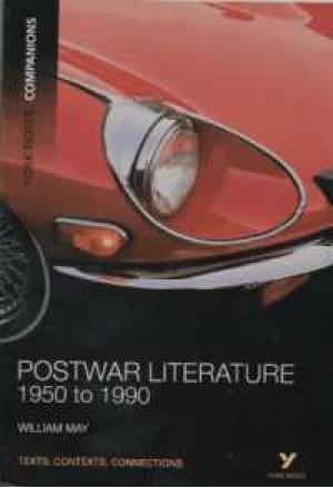 postwar literature 1950 to 1990