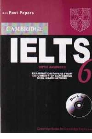 Ielts cambridge 6