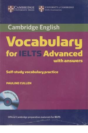 vocabulary for ielts(advanced)