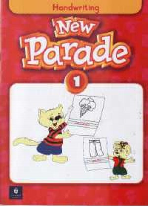 handwriting workbook new parade