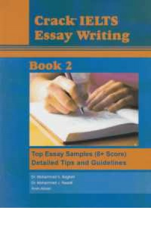 crack ielts essay writing book 2
