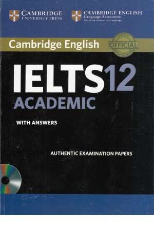 Ielts Cambridge 12 (academic)