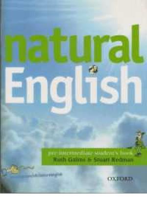 natural english pre- inter sb +cd