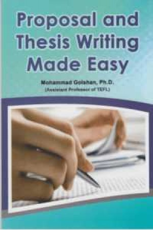 writing thesis propasol Are you struggling with writing a thesis proposal it now becomes easy - buy thesis proposal by hiring our writers.