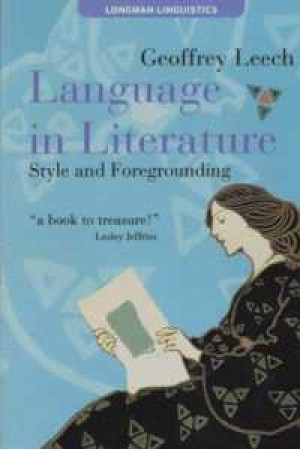 language in literature style and foregrounding