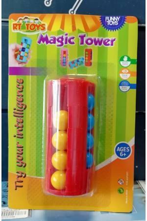 بازی برج جادویی