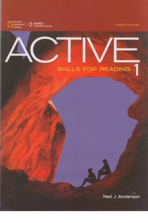 active skill Reading book 1+cd