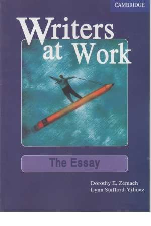 writer at work (the essay)
