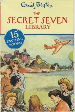 The secret seven library