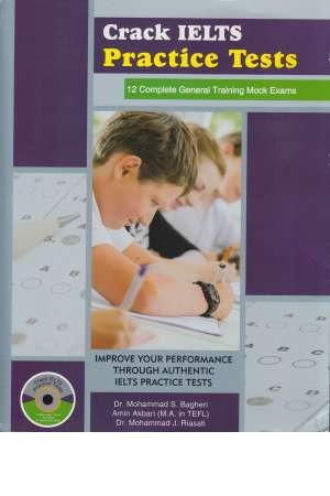 crack ielts practic test general