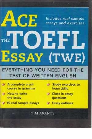 Ace Toefl essay