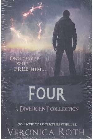 Divergent Series Box Set (Book 1-4)