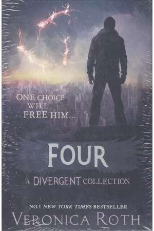 Divergent Series Box Set (Book 1-4)