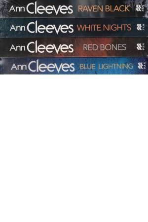 Ann Cleeves Shetland Quartet Collection