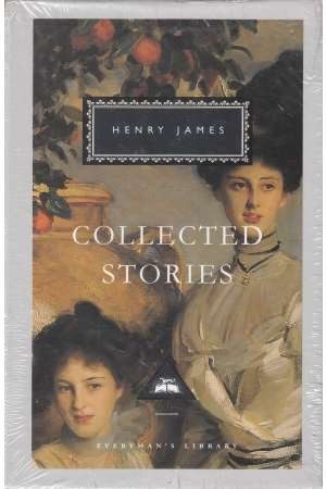 collected stories of henry james