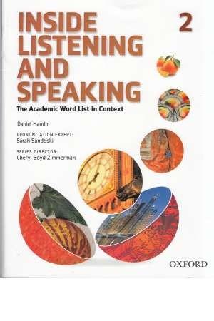 inside listening/speaking 2