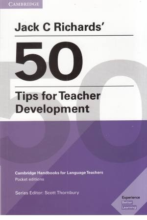 50 tips for teacher development