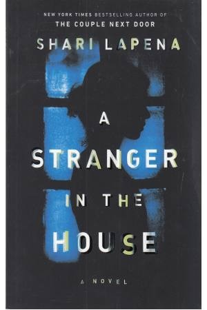 a stranger into house