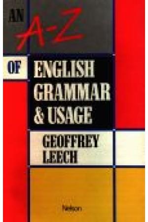 An A-Z English Grammar And Usage
