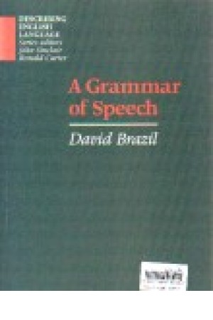 A Grammar Of Speech